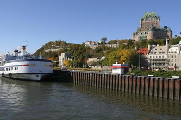 Crucero histórico de los descubridores por la ciudad de Quebec