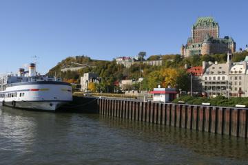 Québec Stadttour für historische Entdecker