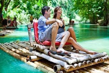Martha Brae River Rafting from Ocho...