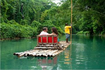 Martha Brae River Rafting Ocho Rios and Runaway Bay