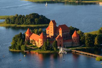 Excursão ao Castelo de Trakai e Museu