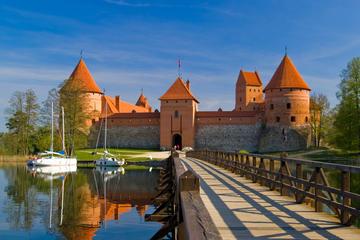 Excursion privée à Trakai au départ de Vilnius