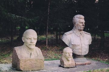 Private Grutas Park Tour: The Park of Soviet Sculptures from Vilnius