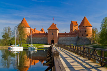 Private Tour to Trakai From Vilnius
