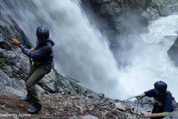 Girdwood Canyoneering Adventure