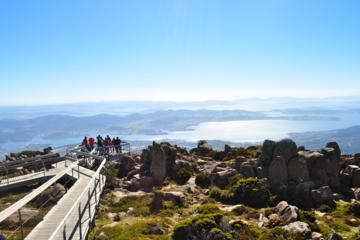 Mount Wellington, Richmond and Tasmanian Devil Day Trip from Hobart