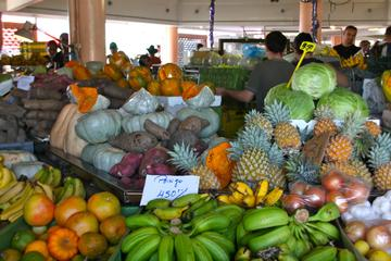 Half-Day Food Tour from Noumea
