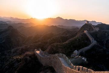 Private Sunset Tour to Gubeikou and Jinshanling Great Wall including...