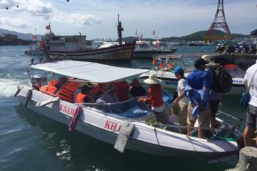 Nha Trang Speedboat Daily Tour