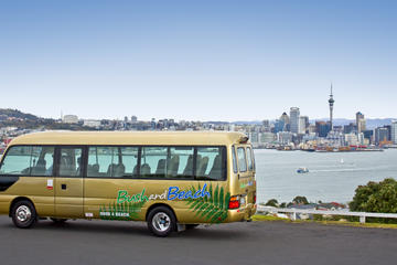 Auckland City Tour and Kumeu Wine...