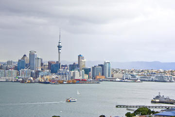 Auckland Highlights combined with Wilderness Experience Eco-Tour