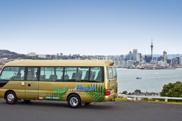 Tour de la ville d'Auckland et des vignobles de Kumeu