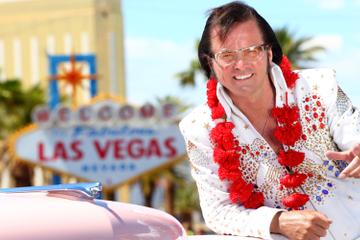 Excursão particular de Cadillac rosa de Las Vegas com Elvis