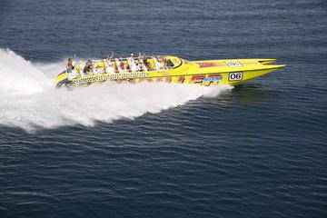 Besichtigungstour von Miami mit dem Schnellboot