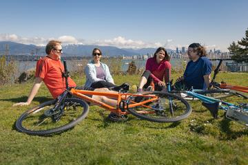 Vancouver Guided Cycling Tour