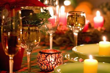 Cena de Nochebuena en el castillo de...