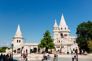 Dagtrip naar Boedapest vanuit Wenen