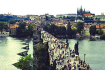 Dagtrip naar Praag vanuit Wenen