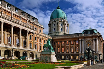 Heldagstur til Budapest fra Wien