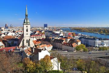 Heldagstur till Bratislava från Wien