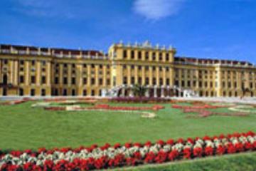 Historisk stadsvandring i Wien och utflykt till slottet Schönbrunn
