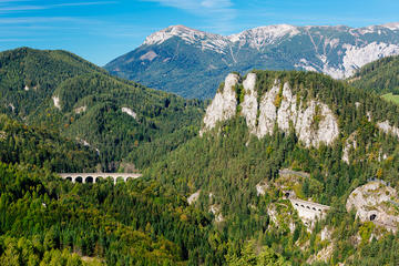 Semmering Tour with Cable Car Ride from Vienna