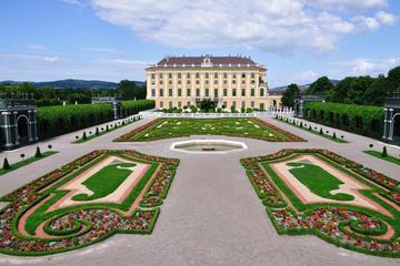Tour storico della città di Vienna con visita al castello di