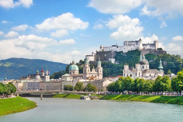 Vienna Super Saver: Salzburg Day Trip plus Vienna City Hop-On Hop-Off...