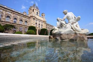 Visite touristique de Vienne avec promenade en bateau sur le Danube