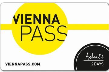 Wien-pass, inkludert hopp-på-hopp-av-bussbillett for Wien