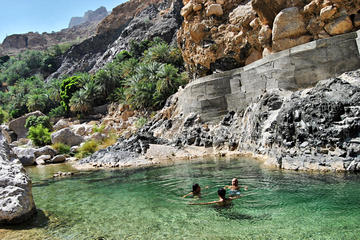 Private Day Trip of Oman's Wadis from...
