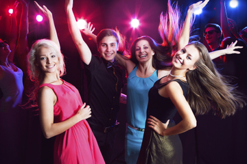 Croisière dansante à Miami