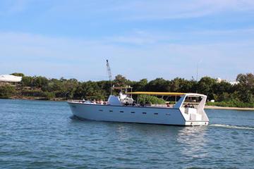 Crucero en lancha motora Bayside...