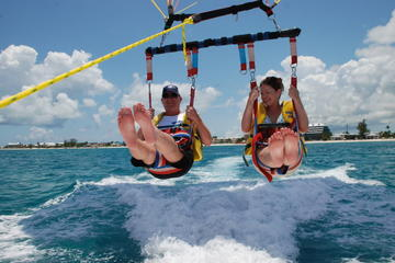 Grand Cayman Parasailing at Seven ...
