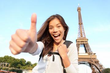 Billet coupe-file: tour Eiffel et visite en petit groupe
