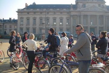 Cykeltur i Paris
