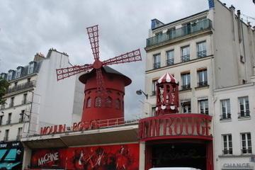 Excursão a pé por Montmartre e Sacre...