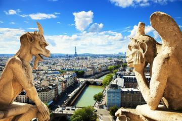 Paris, aftenspadseretur i latinerkvarteret
