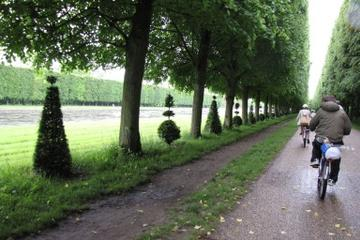 Versailles på cykel, dagtur