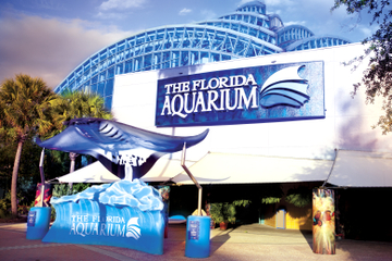 Florida Aquarium in Tampa Bay