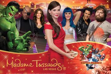 Madame Tussauds di Las Vegas