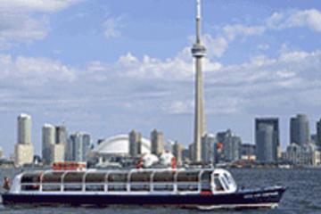Crucero por el puerto interior y las islas de Toronto
