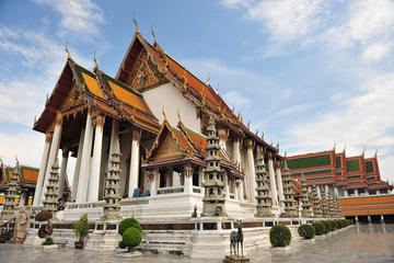 Full-Day Royal Bangkok Tour Including Grand Palace and Wat Pho