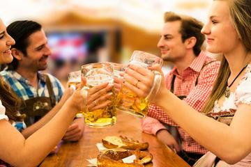 4-day Oktoberfest and Sound of Music Tour from Salzburg