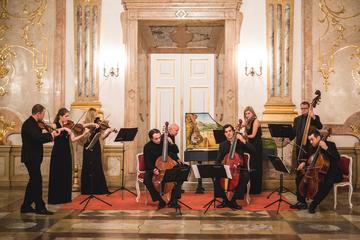 Concert met klassieke muziek in Schloss Mirabell in Salzburg