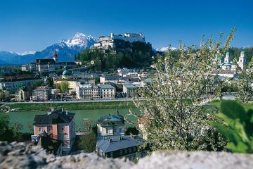Excursão A Noviça Rebelde em Salzburgo, com Schnitzel e macarrão