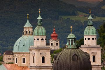 Excursão histórica a pé por Salzburgo