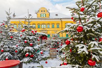 Excursión por los mercados navideños desde Salzburgo
