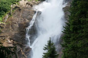 Full-Day Private Krimml Waterfalls Tour from Salzburg
