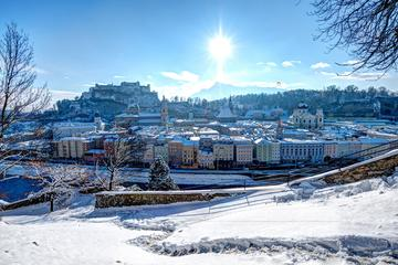 Pacchetto invernale di 3 notti a Salisburgo con tour delle attrazioni